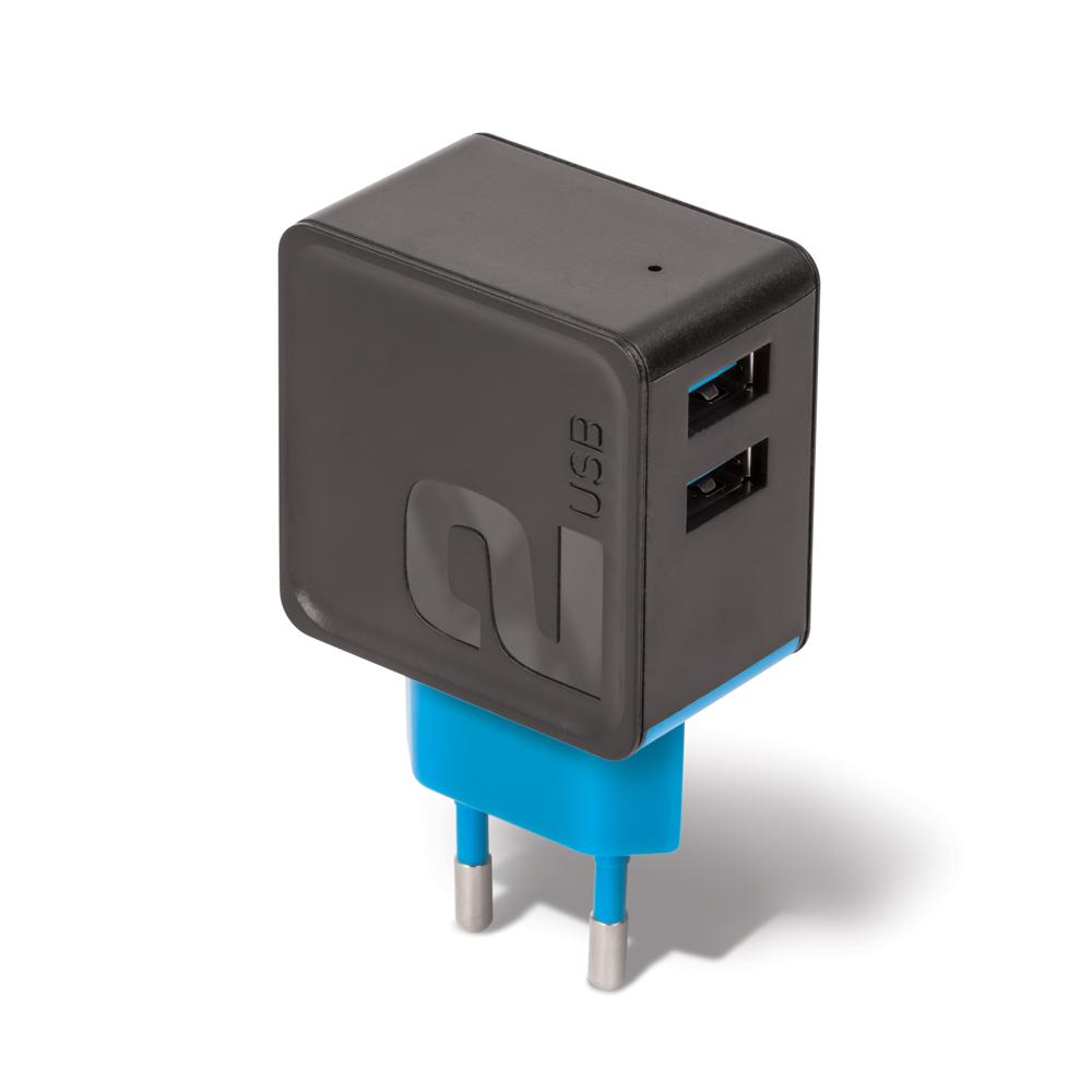 Cestovní dobíječ Forever 2x USB 3.4A TC-04