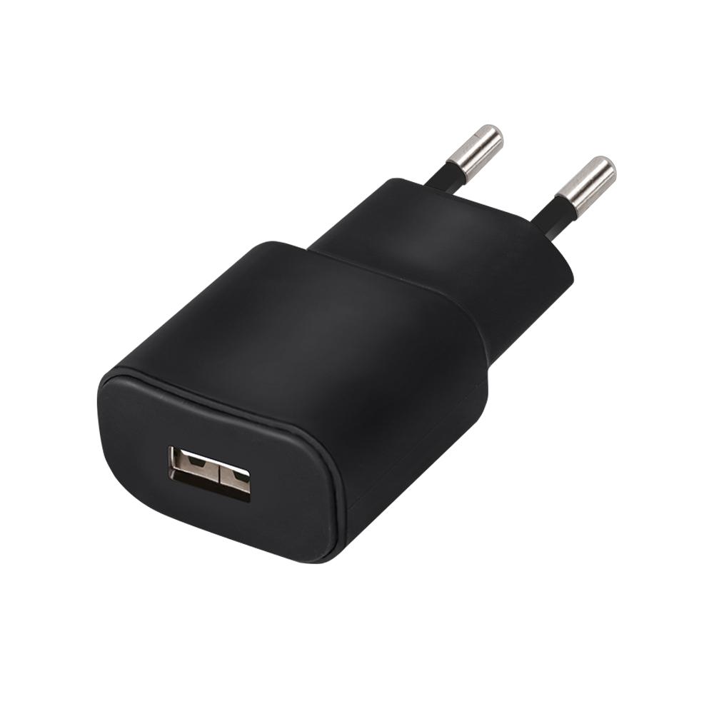 Cestovní dobíječ Forever USB 1A TC-01 černý