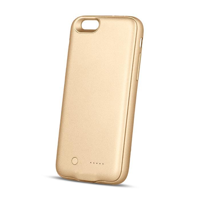 EXTERNÍ BATERIE 3000mAh TFO PRO APPLE IPHONE 6/6S + slot microSD - ZLATÁ