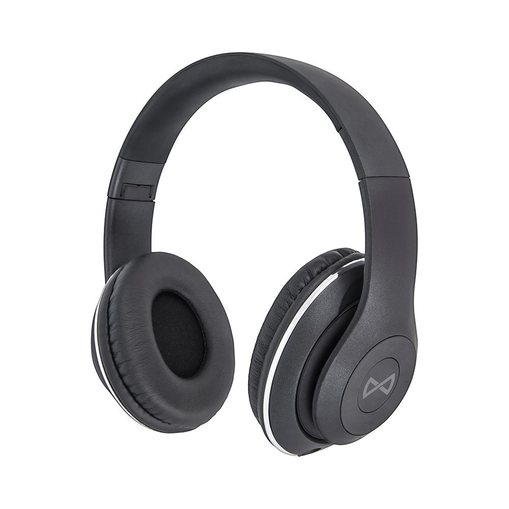 Bluetooth stereo sluchátka Forever BHS-300 černá