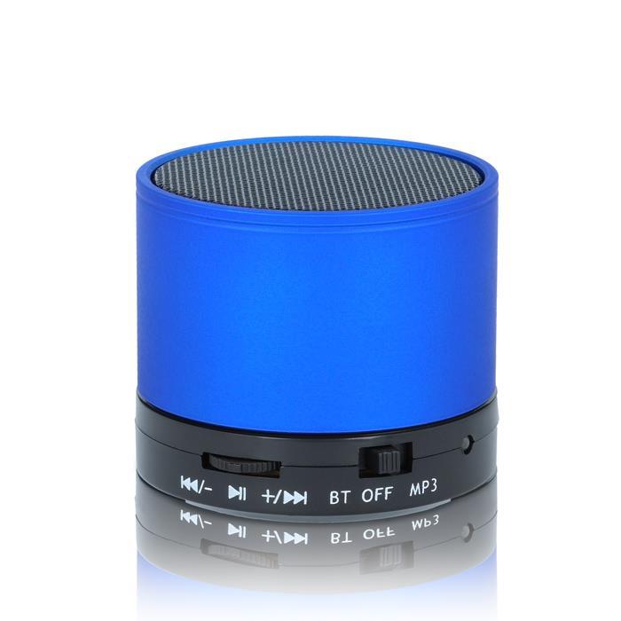 Reproduktor přenosný Bluetooth Forever BS-100 - Modrý