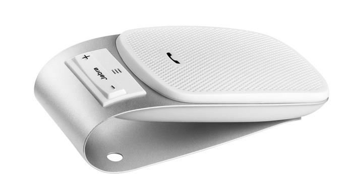 BLUETOOTH HANDSFREE DO VOZU JABRA DRIVE - BÍLÁ
