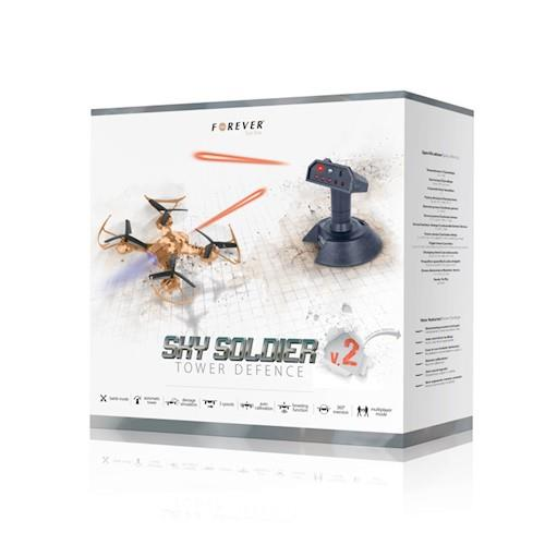 DRON SKY SOLDIER + TOWER DEFENCE V2 DR-210A
