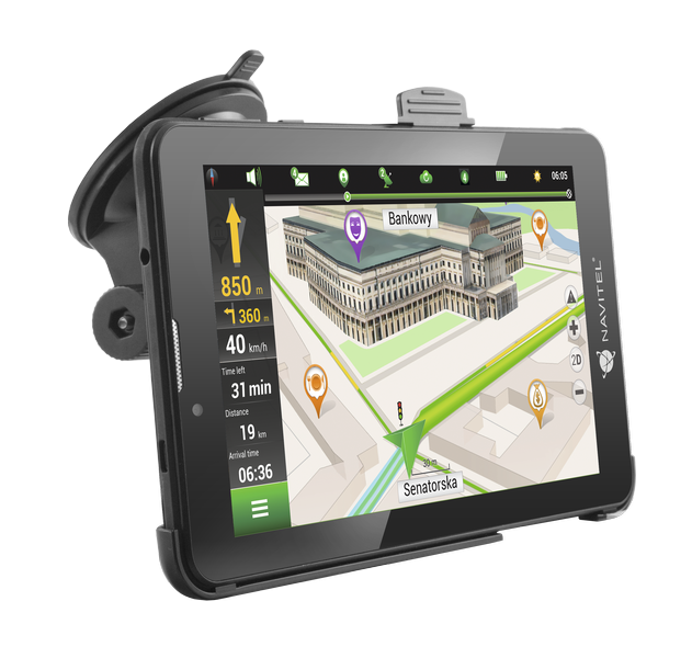 GPS NAVIGACE NAVITEL T7003G - TABLET