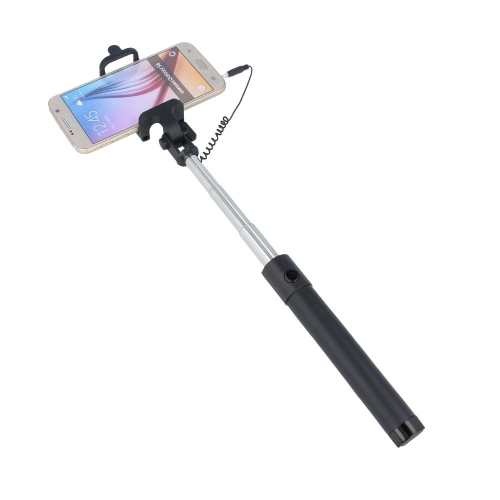 Selfie tyč Forever JMP-100 černá