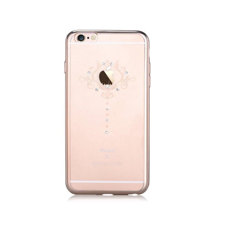 OCHRANNÝ KRYT (TPU) DEVIA PRO APPLE IPHONE 6/6S - IRIS CHAMPAGNE GOLD