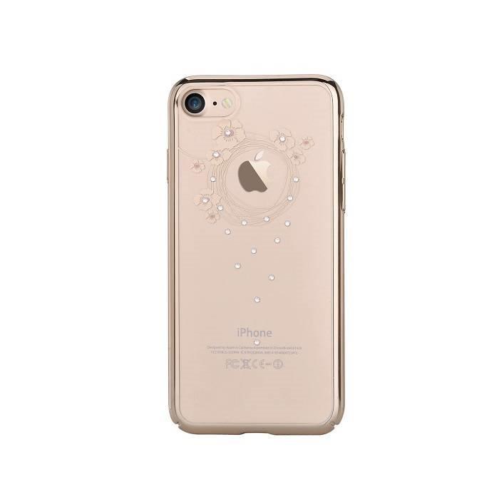 OCHRANNÝ KRYT (TPU) DEVIA PRO APPLE IPHONE 7 - GARLAND CHAMPAGNE GOLD