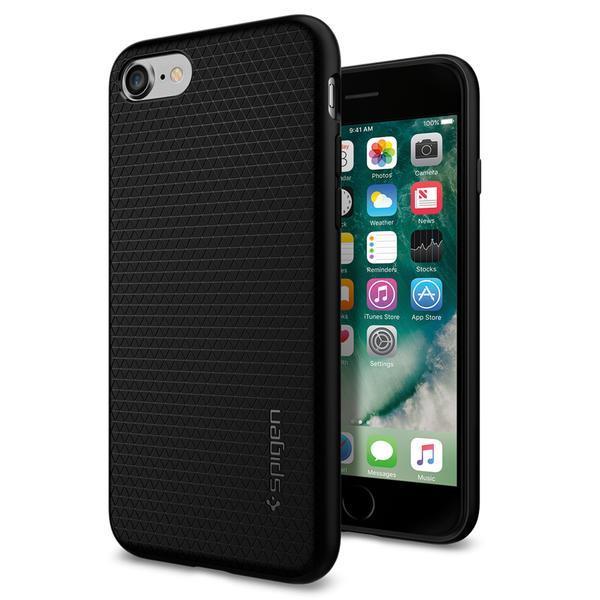 Ochranný kryt Spigen Liquid Air pro Apple iPhone 8/7 černý