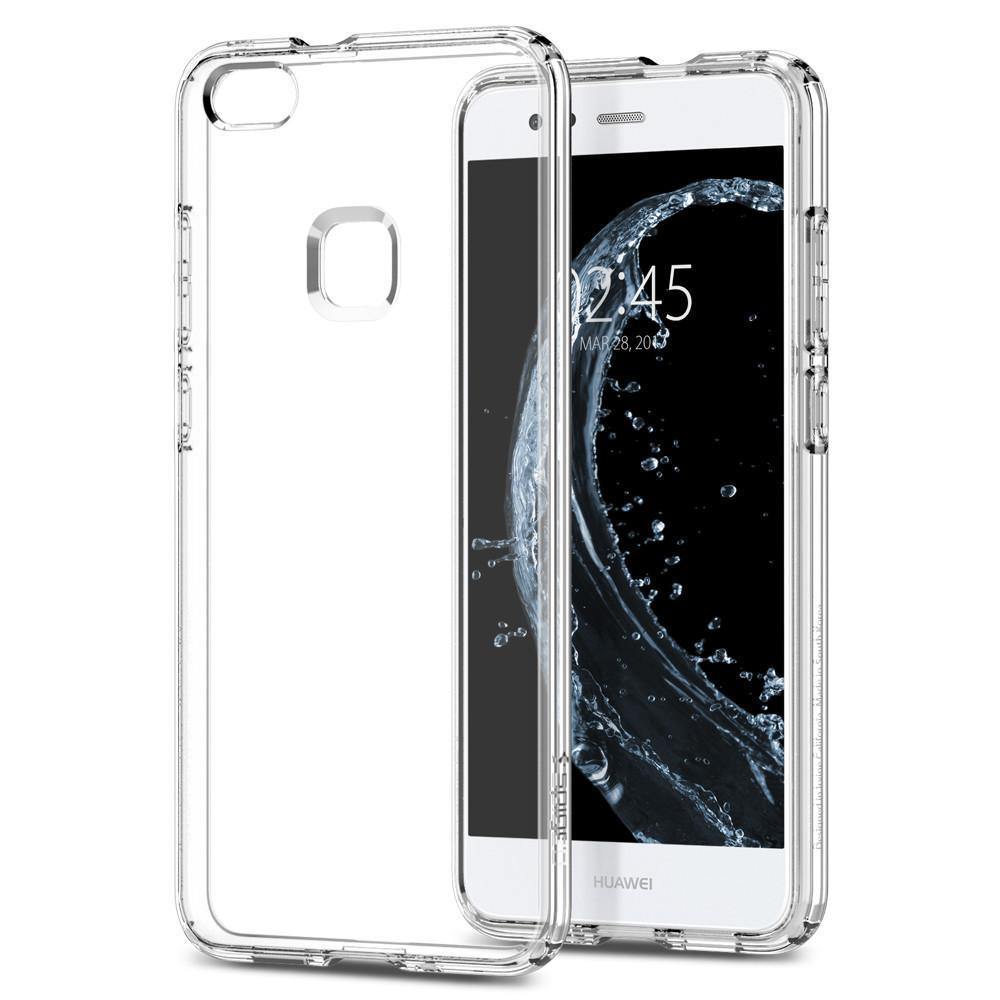 Ochranný kryt Spigen Liquid Crystal pro Huawei P10 Lite transparentní