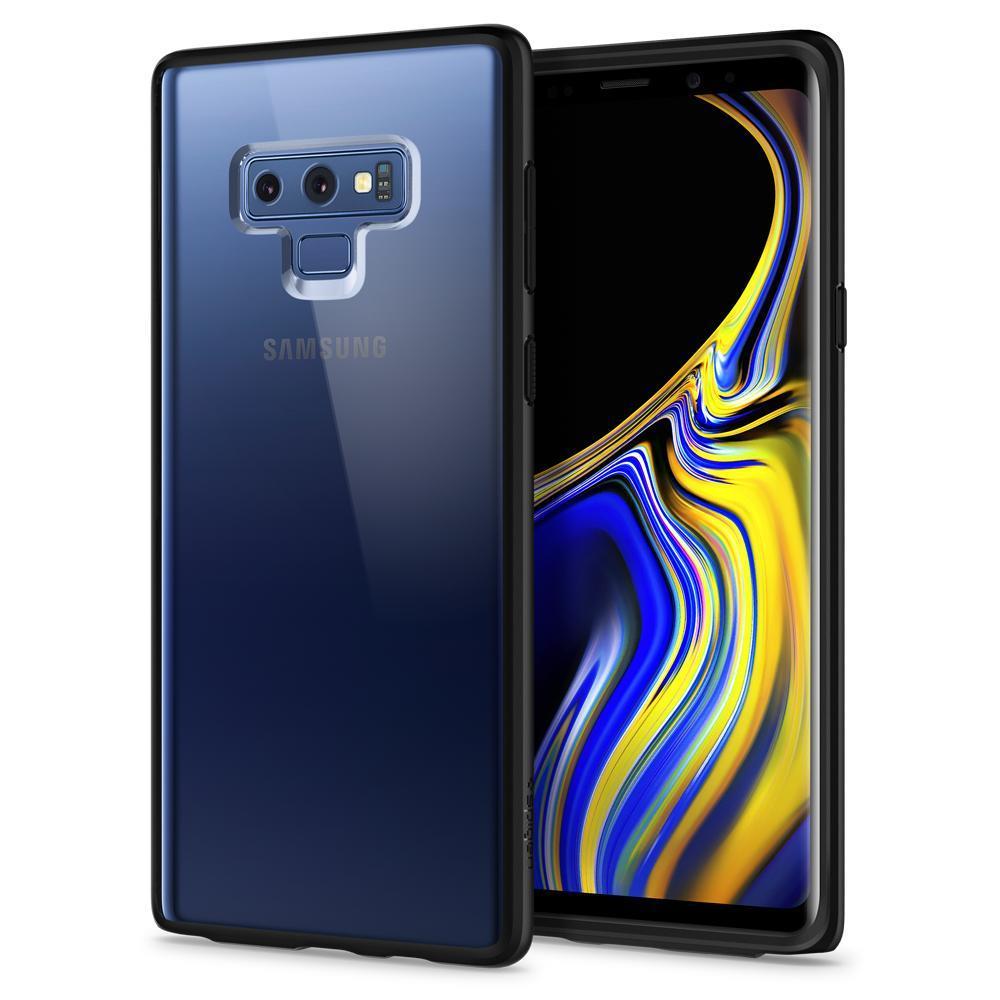 Ochranný kryt Spigen Ultra Hybrid pro Samsung Galaxy Note 9 matný černý