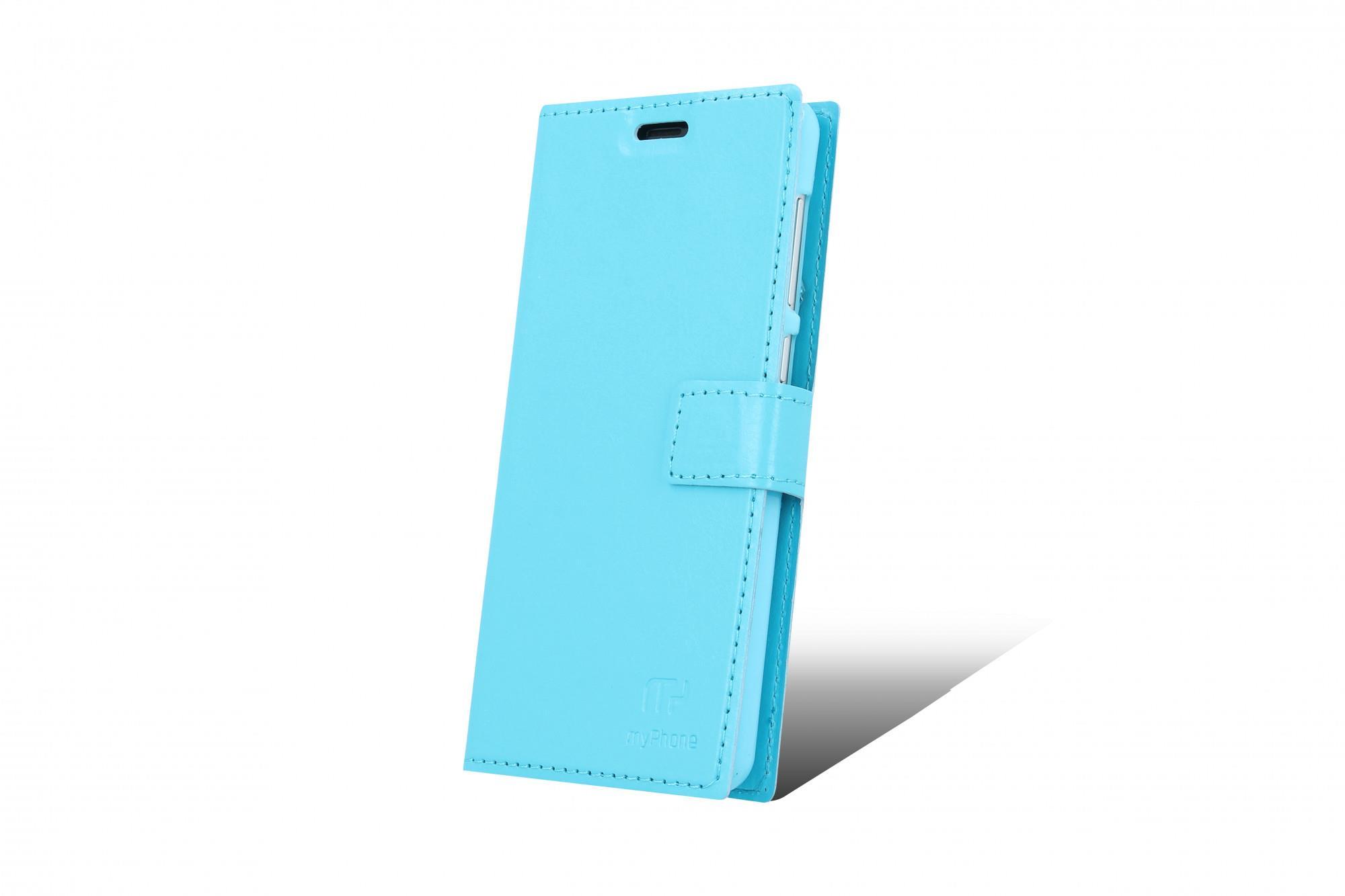 Flipové pouzdro pro myPhone Pocket 18x9 modré