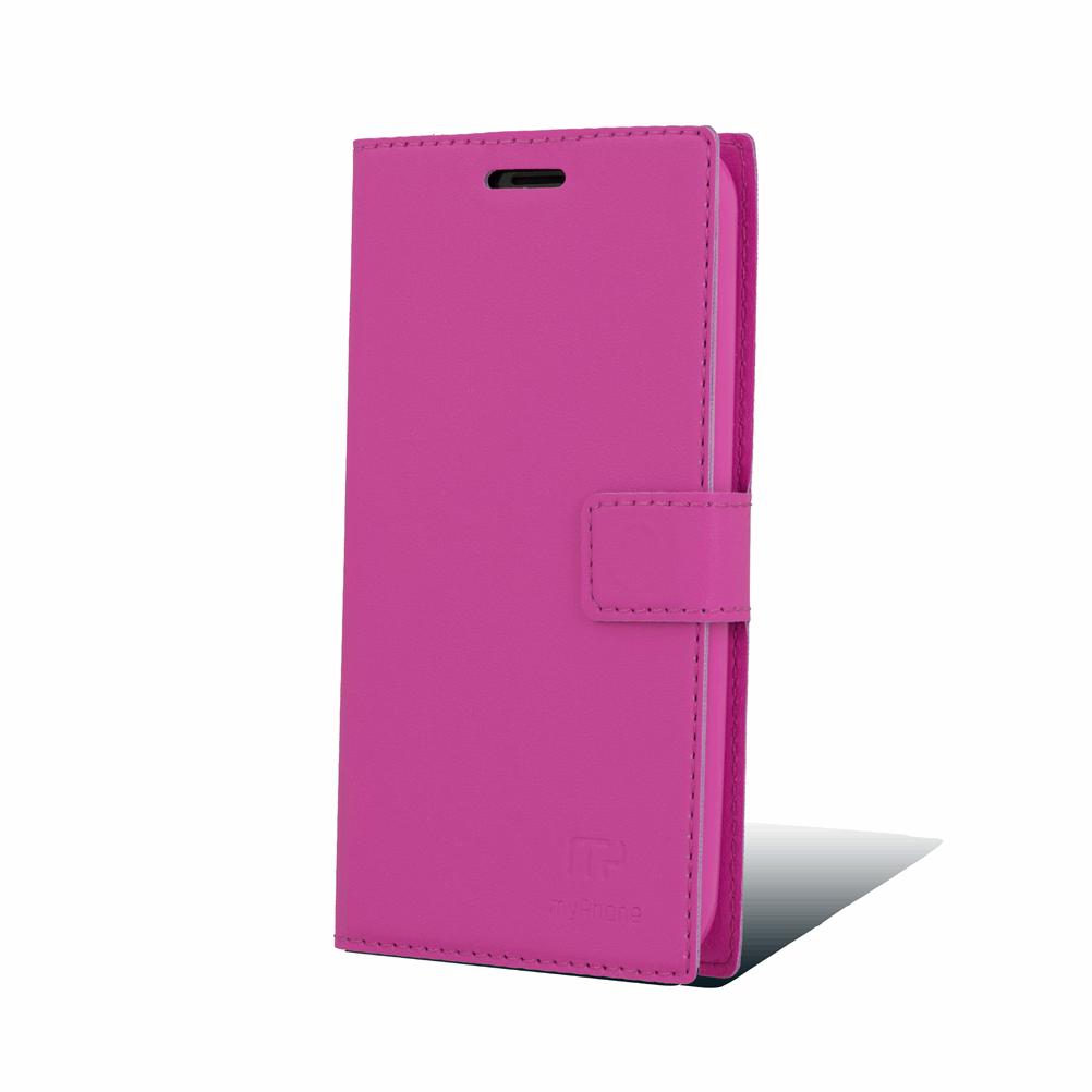 POUZDRO S FLIPEM RŮŽOVÉ PRO myPhone POCKET 2