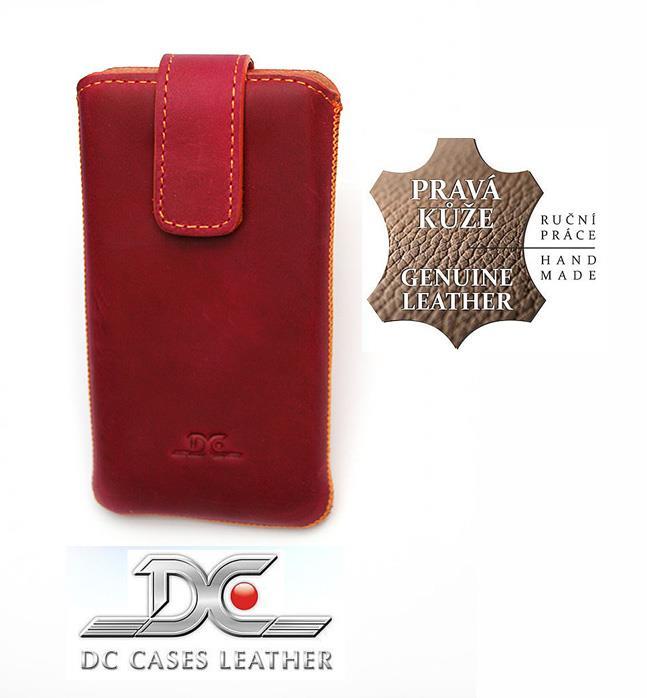 DC (TOP) POUZDRO L T26 Guard Protect Grezy, FUSHIA/ORANGE ŠITÍ (N97, IPHONE 4G, HTC DESIRE ..)