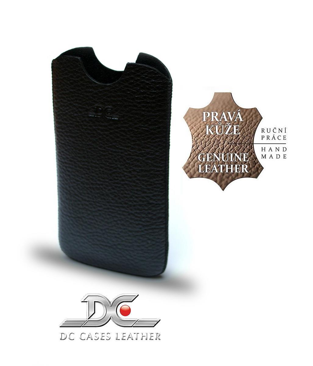 """DC (TOP) POUZDRO XXXXXL (4,7"""") T37 Slim Gutti ČERNÉ (myPhone S-line)"""