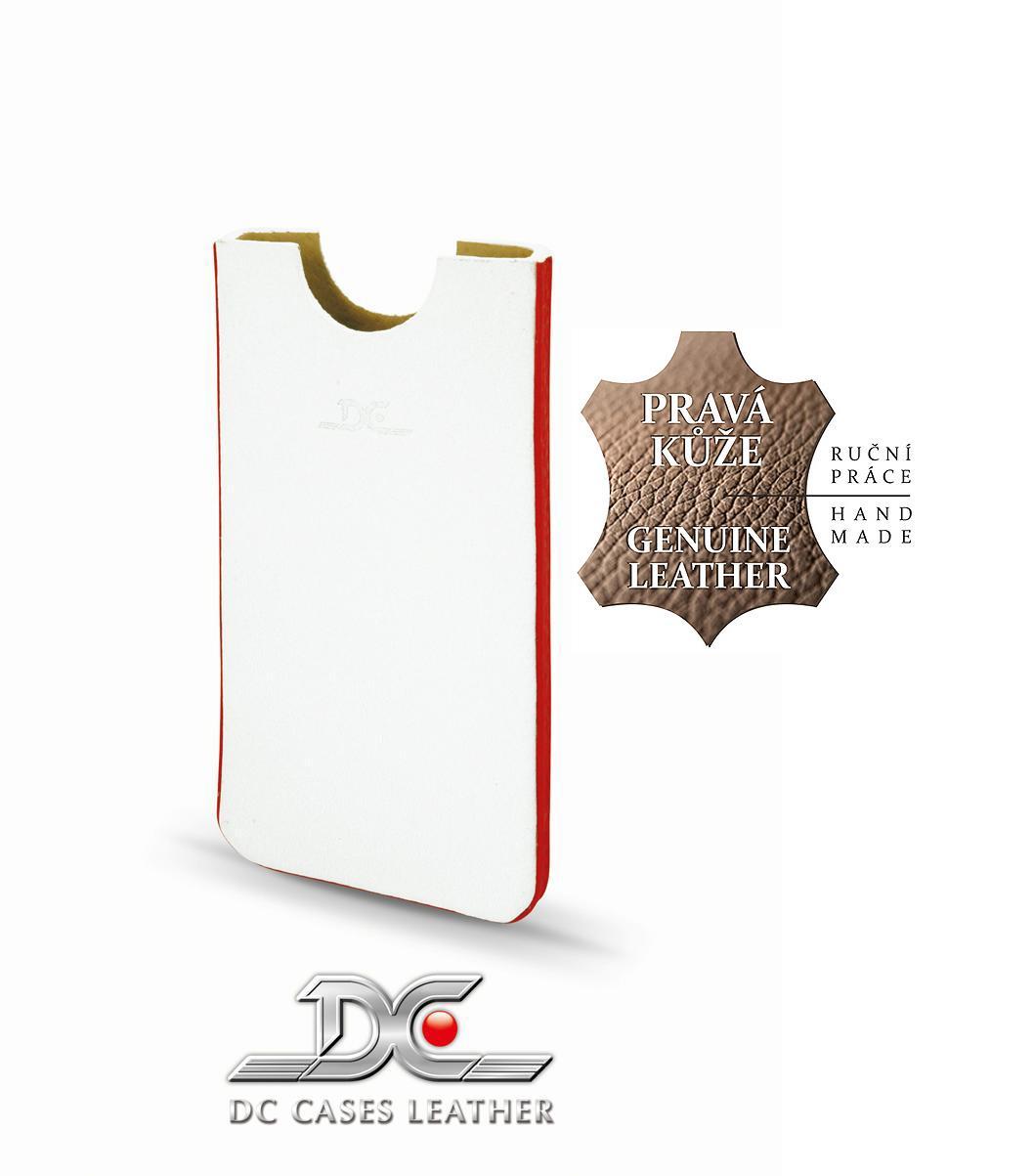 DC (TOP) POUZDRO L T26 BOX Guti BÍLÉ (iPhone 4)