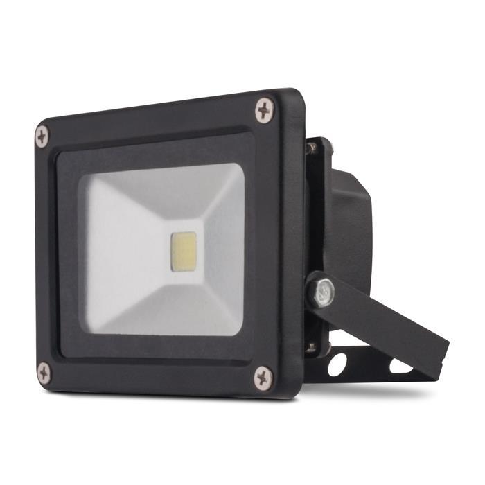 LED EXTERNÍ LAMPA ECO 10W (TEPLÁ BÍLÁ)