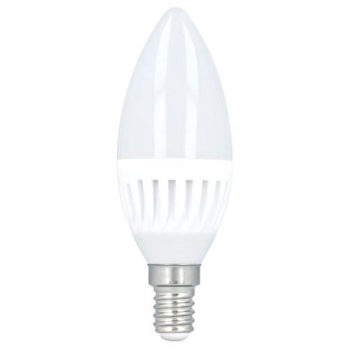 LED žárovka Forever C37 E14 10W studená bílá