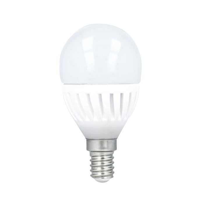 LED žárovka Forever G45 E14 10W teplá bílá