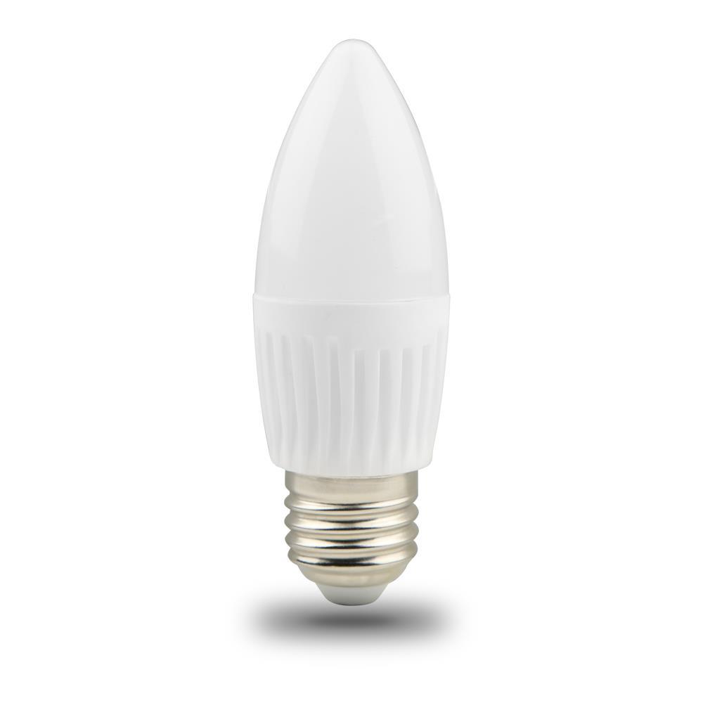 LED žárovka Forever C37 E27 10W studená bílá