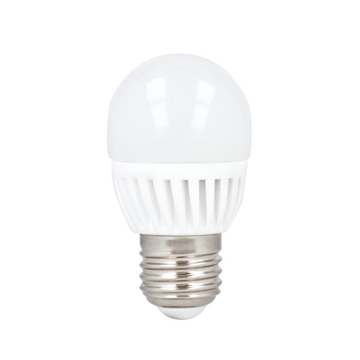 LED žárovka Forever G45 E27 10W studená bílá