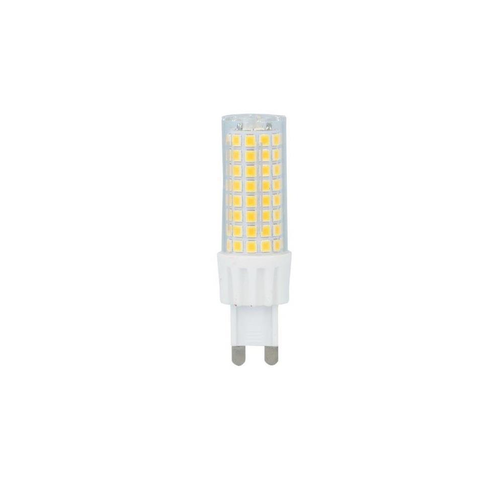 LED žárovka Forever G9 8W teplá bílá (3000K)