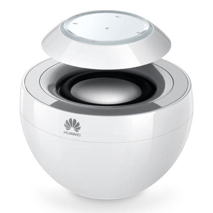 Bluetooth reproduktor Huawei AM08 bílý