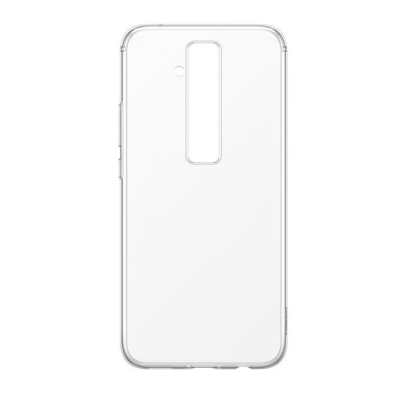 Ochranný kryt pro Huawei Mate 20 Lite TPU transparentní