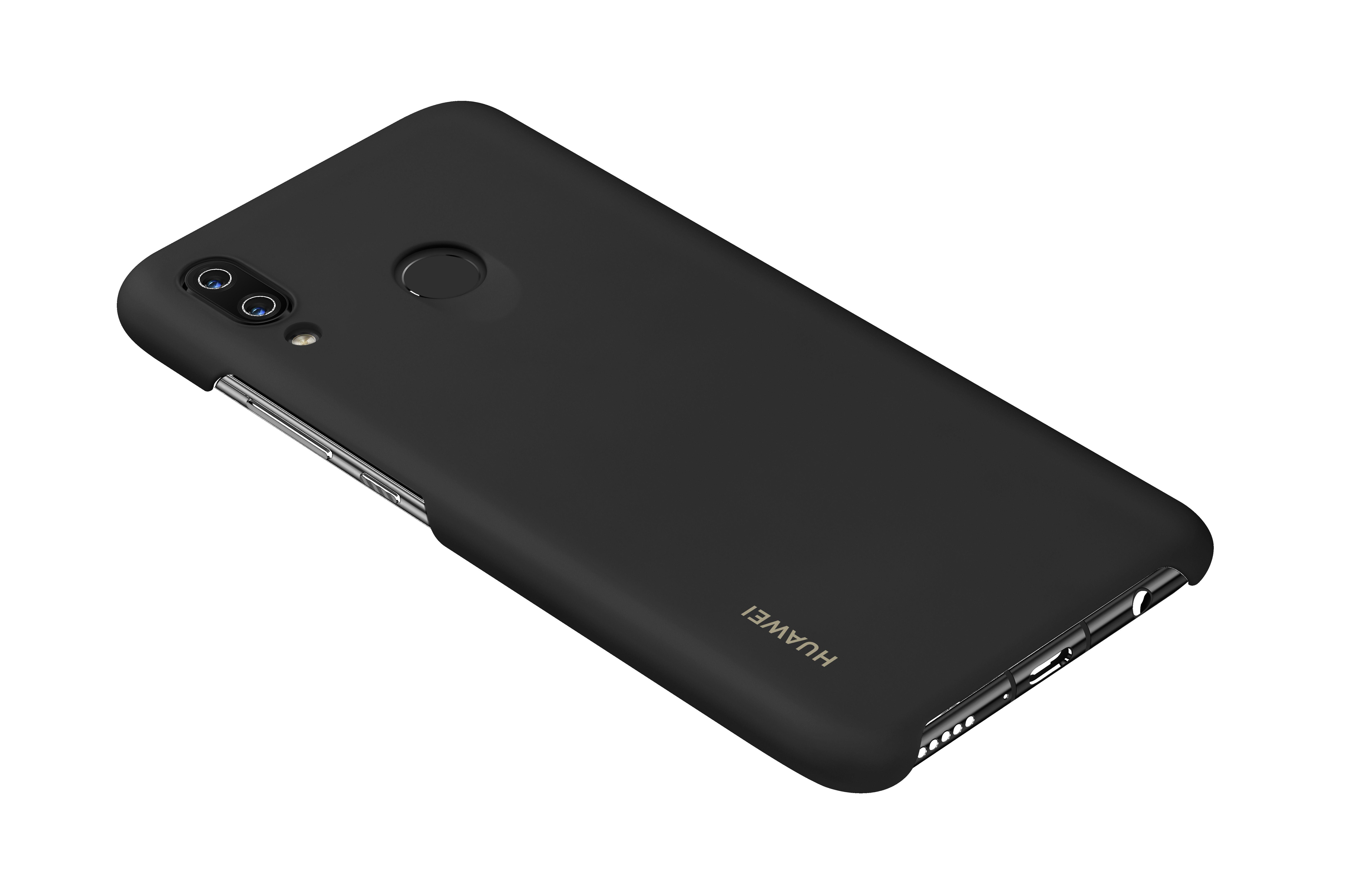 Ochranný kryt pro Huawei Nova 3 černý