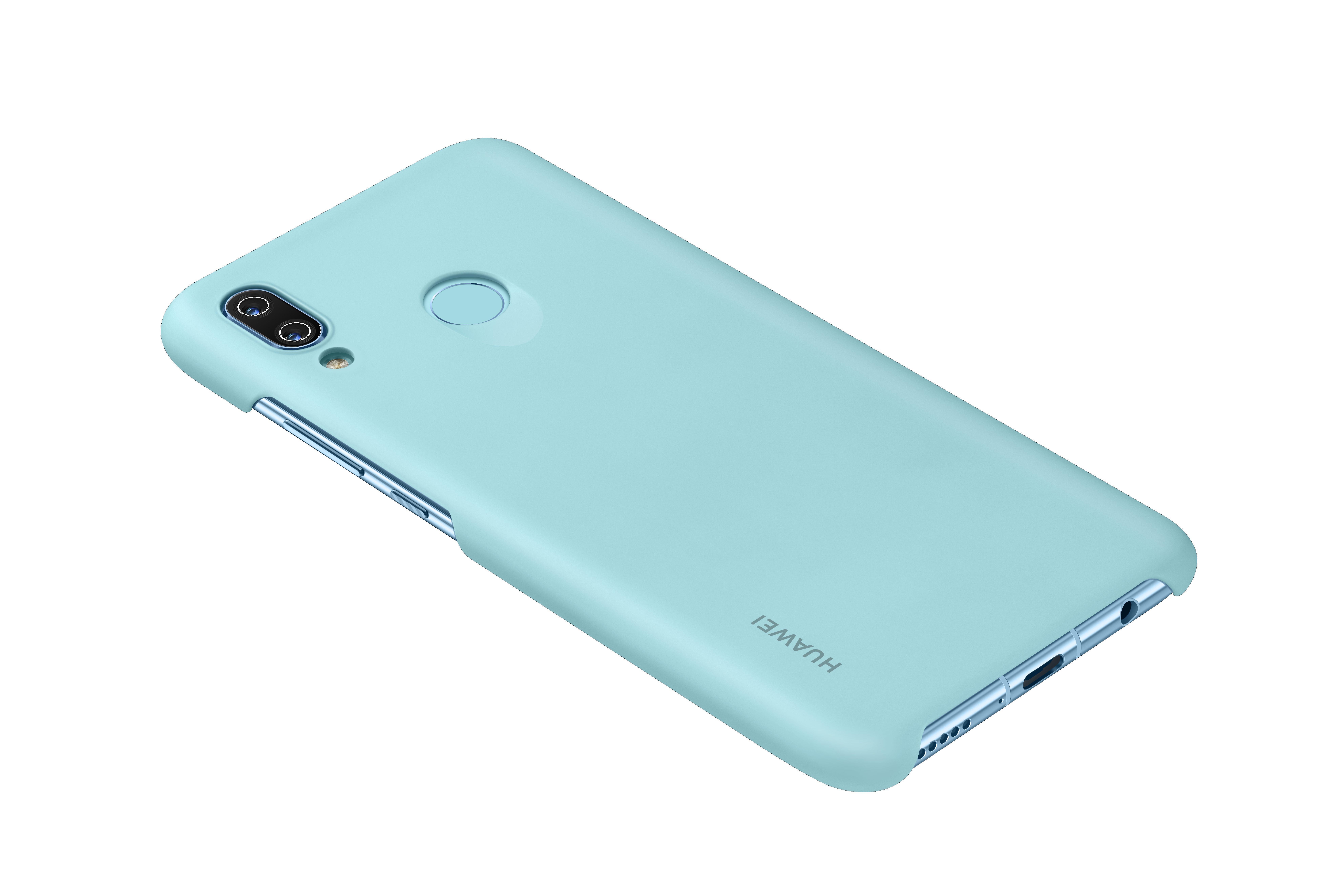 Ochranný kryt pro Huawei Nova 3 modrý