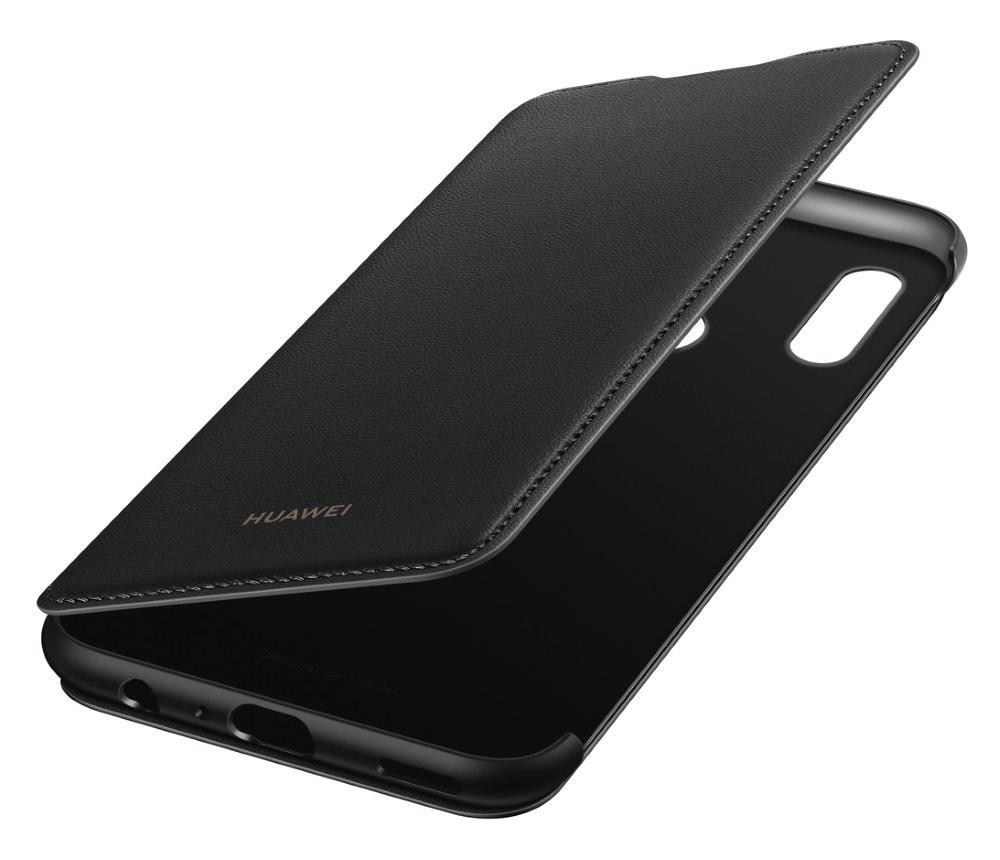 Flipové pouzdro pro Huawei P Smart 2019 černé