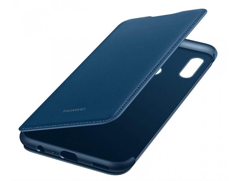 Flipové pouzdro pro Huawei P Smart 2019 modré