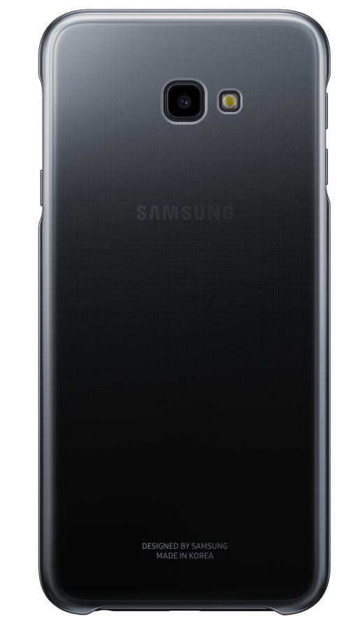 Ochranný kryt Gradation cover pro Samsung Galaxy J4 Plus EF-AJ415CBEGWW černý