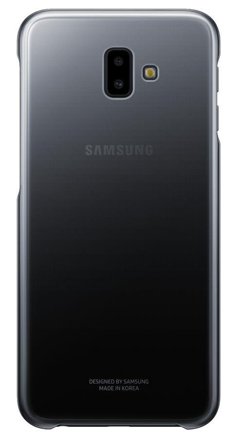 Flipové pouzdro Gradation cover pro Samsung Galaxy J6 Plus černé