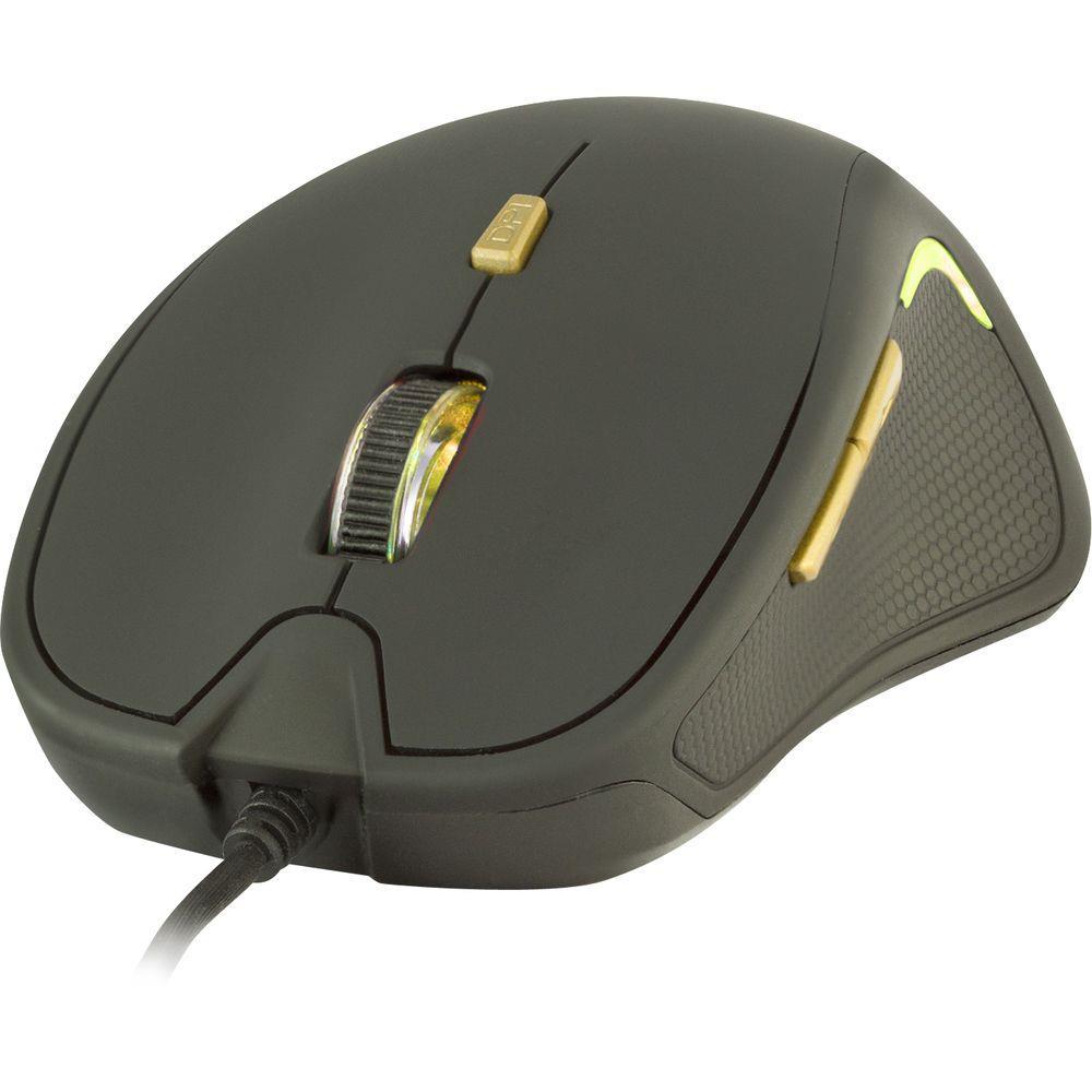 Myš Yenkee Dakar černá