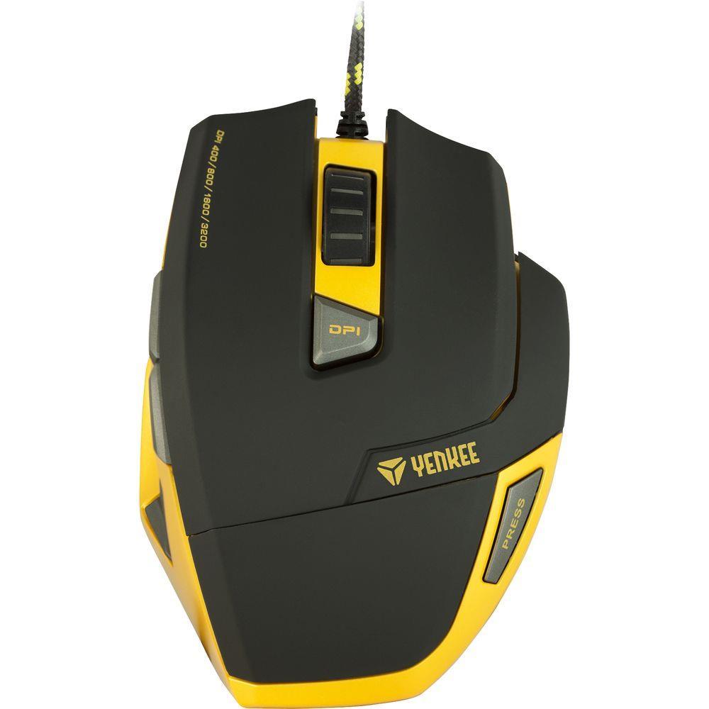 Herní myš Yenkee Hornet