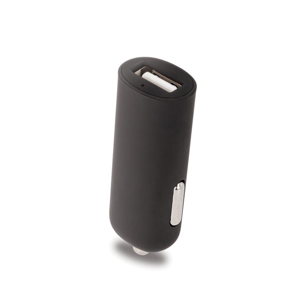 Autodobíječ Forever USB 1A M02 s lightning kabelem