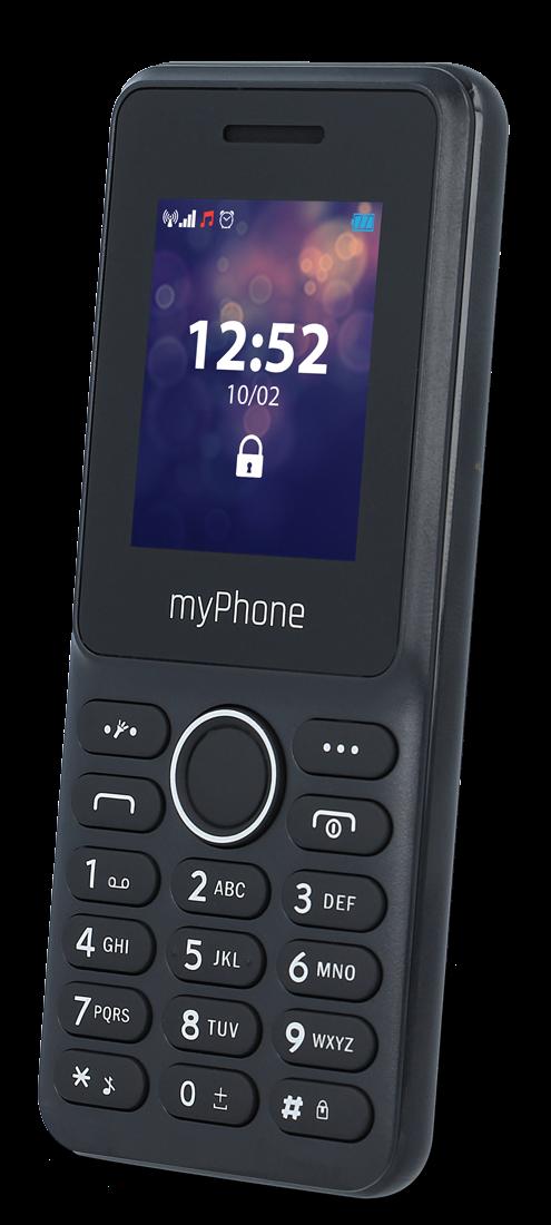 TELEFON DUAL SIM myPhone 3320 ČERNÝ