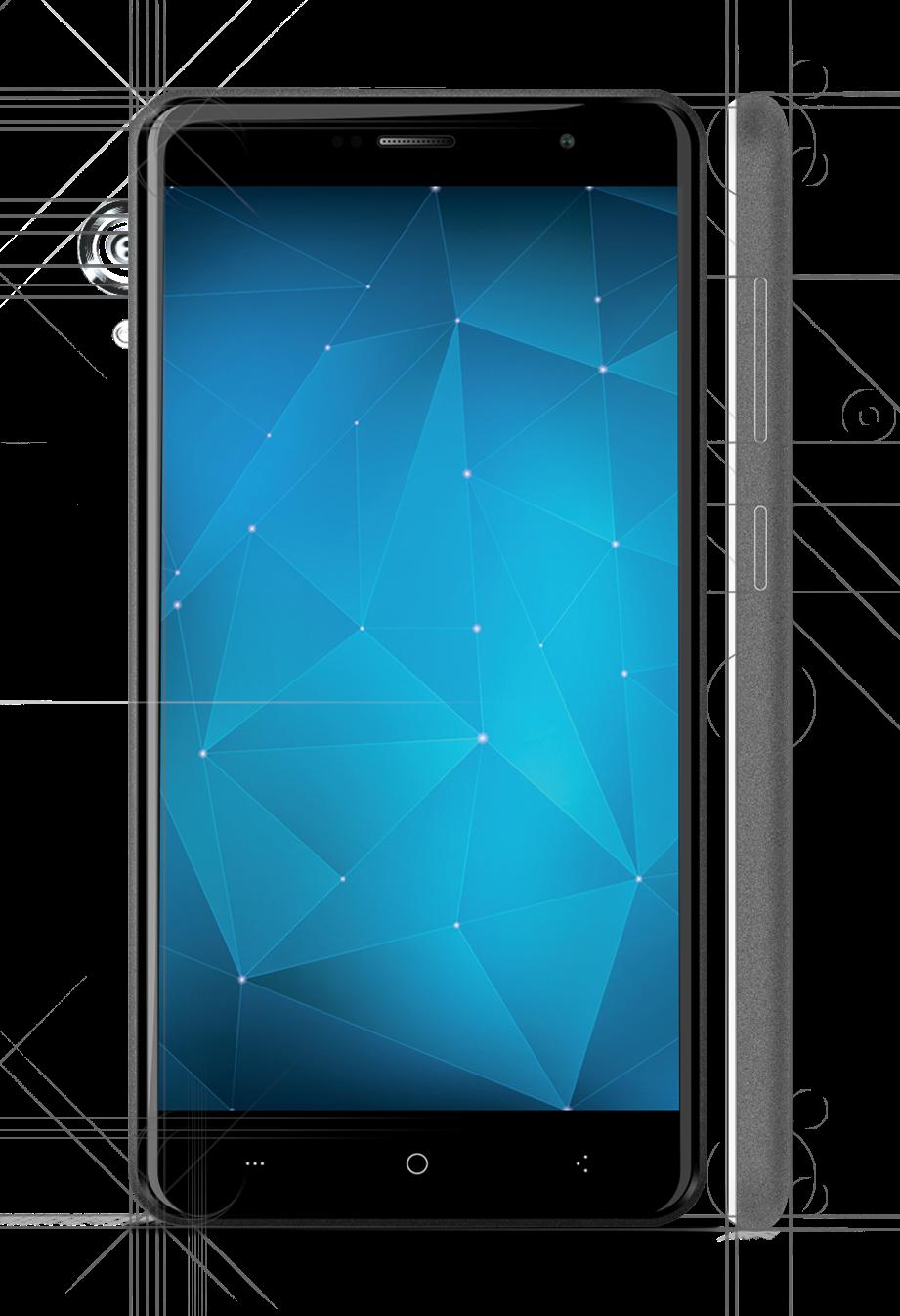 TELEFON DUAL SIM myPhone ARTIS ŠEDÝ