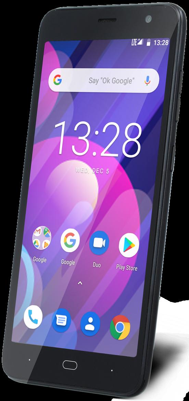 Mobilní telefon myPhone Fun 7 LTE černý