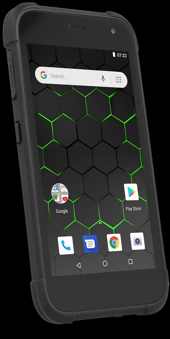 Mobilní telefon myPhone Hammer Active 2 černý