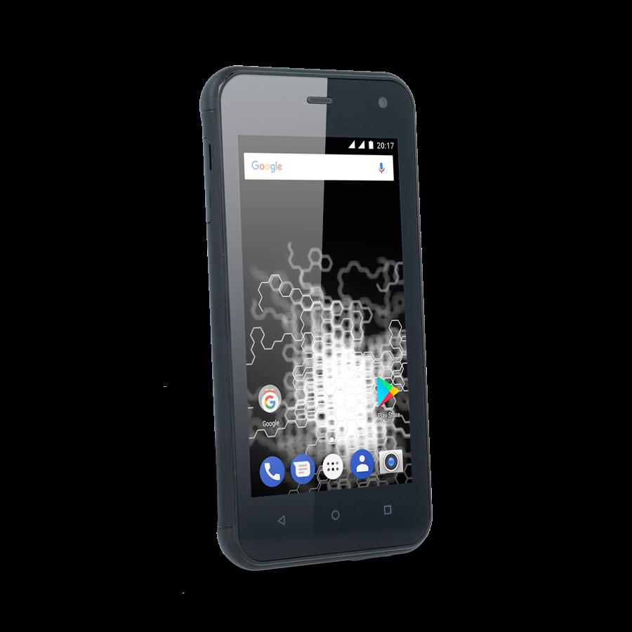 TELEFON DUAL SIM myPhone HAMMER ACTIVE ČERNÝ