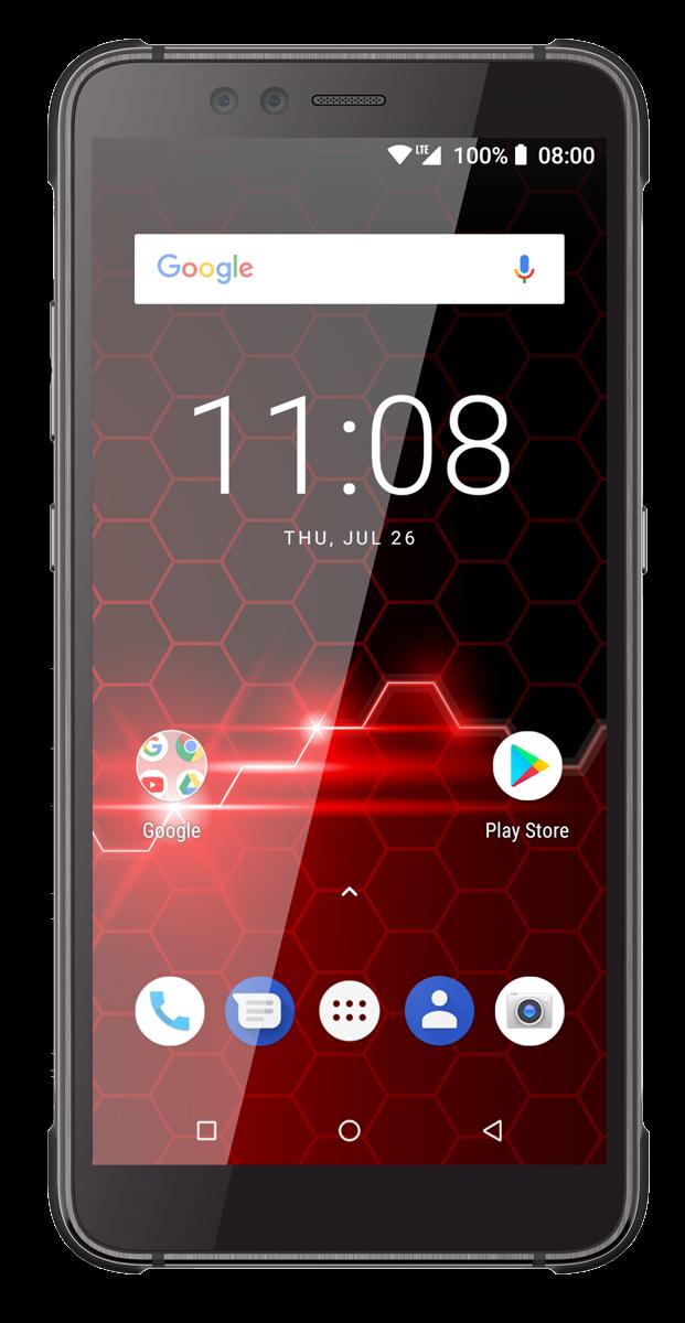 Mobilní telefon myPhone Hammer Blade 2 PRO černý
