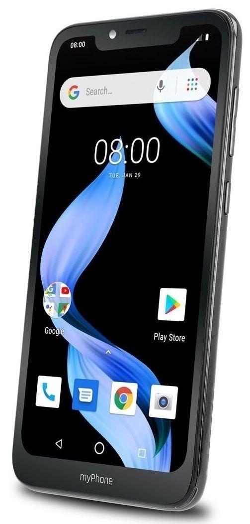 Mobilní telefon myPhone Prime 3 Lite černý