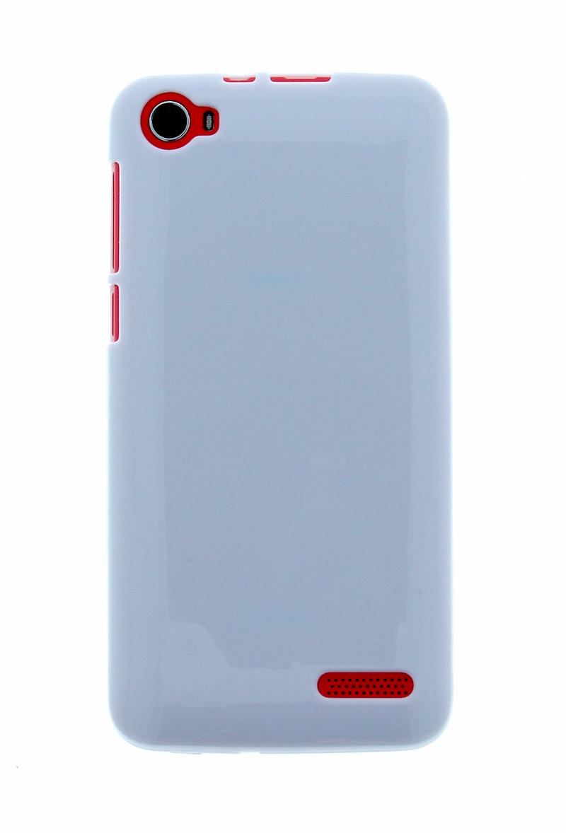 SILIKONOVÉ (TPU) POUZDRO BÍLÉ PRO myPhone FUN 4