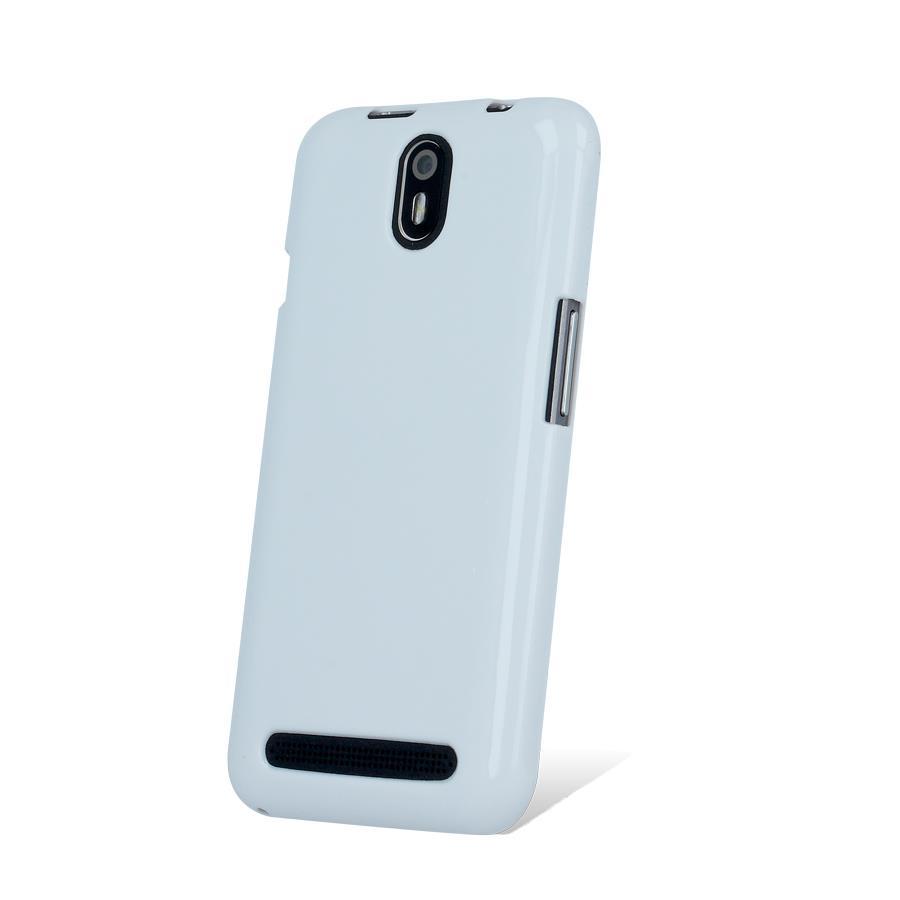 SILIKONOVÉ (TPU) POUZDRO BÍLÉ PRO myPhone FUN 5