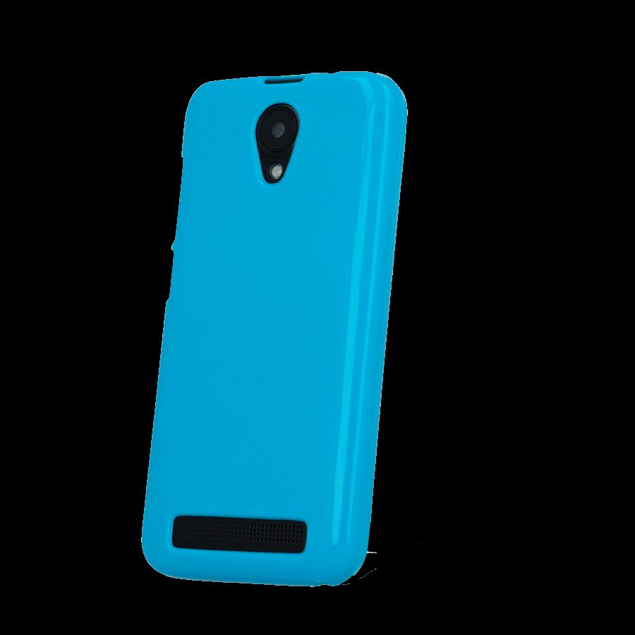 SILIKONOVÉ (TPU) POUZDRO MODRÉ PRO myPhone GO