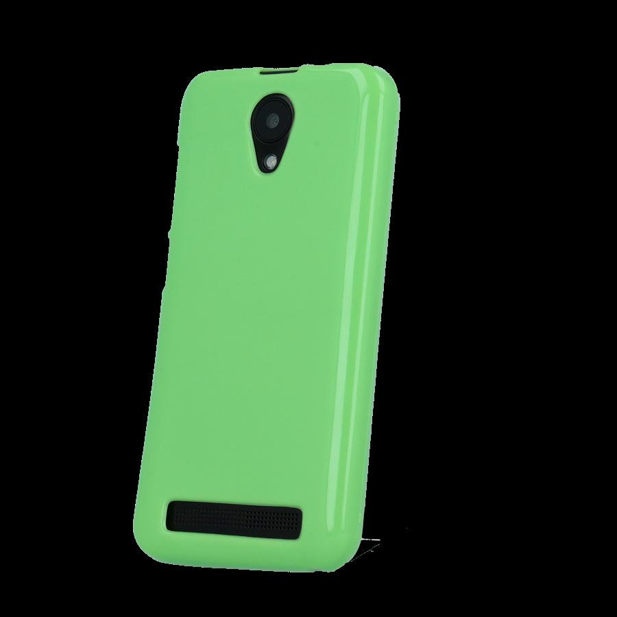 SILIKONOVÉ (TPU) POUZDRO ZELENÉ PRO myPhone GO