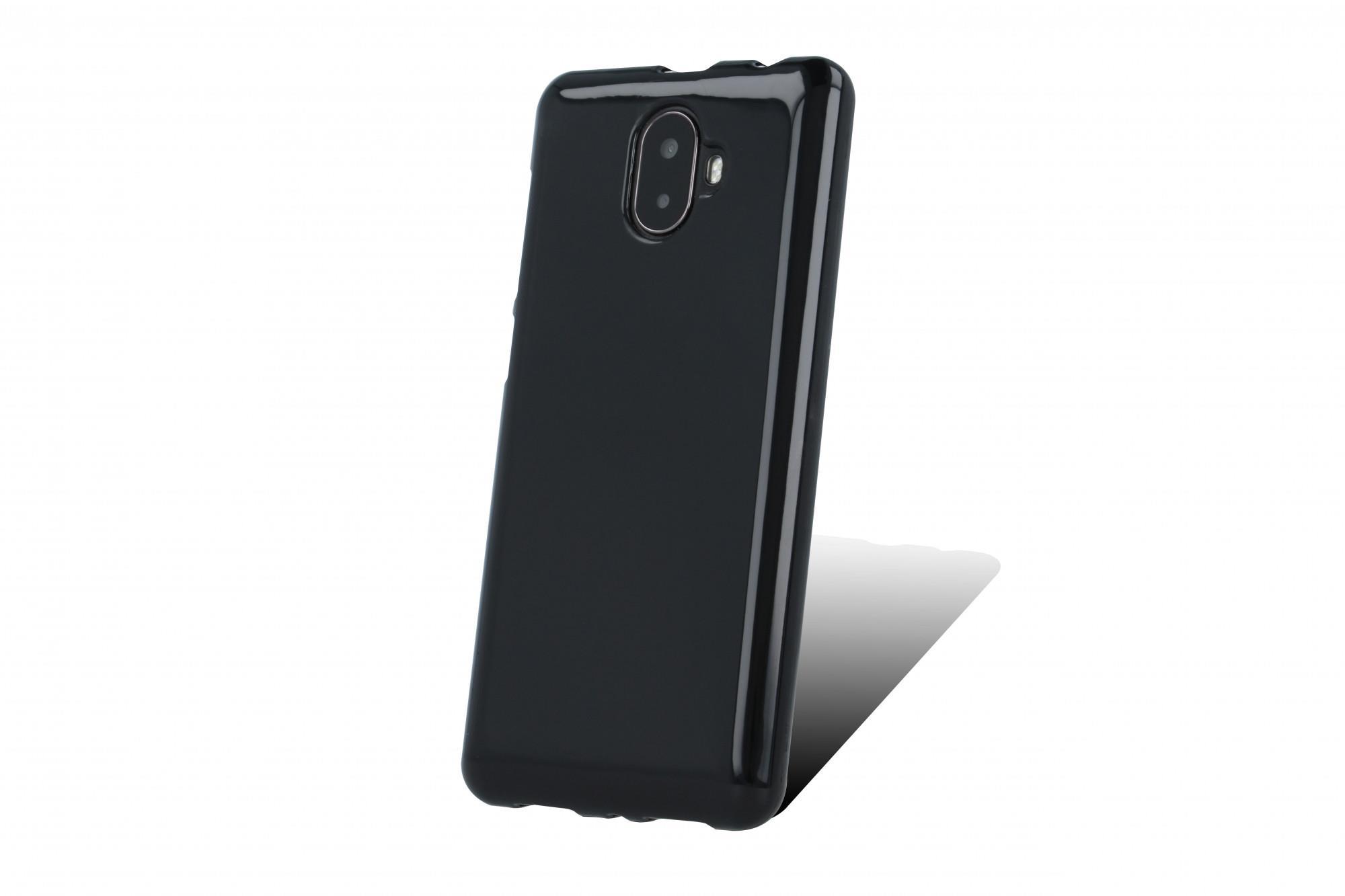 SILIKONOVÉ (TPU) POUZDRO ČERNÉ PRO myPhone POCKET 18x9