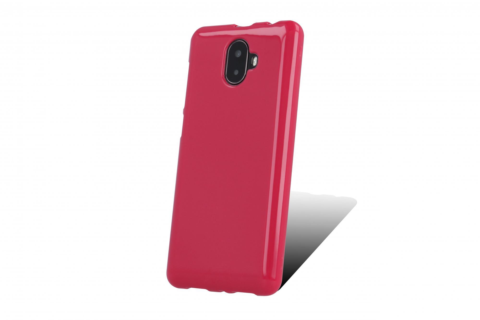 SILIKONOVÉ (TPU) POUZDRO RŮŽOVÉ PRO myPhone POCKET 18x9