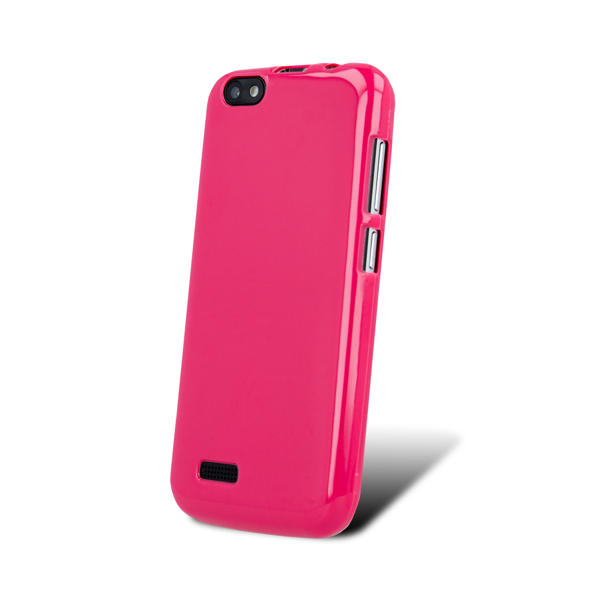 SILIKONOVÉ (TPU) POUZDRO RŮŽOVÉ PRO myPhone POCKET 2